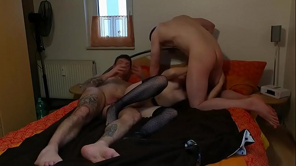 Cuckold, Wife threesome, Husband cuckold