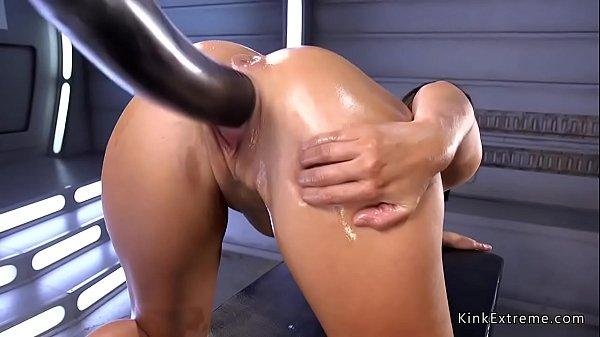 Double, Double penetration, Double anal, Anal machine