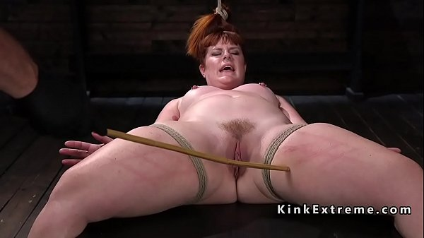 Fat ass, Caning, Fat redheads