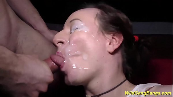 First anal, Orgy