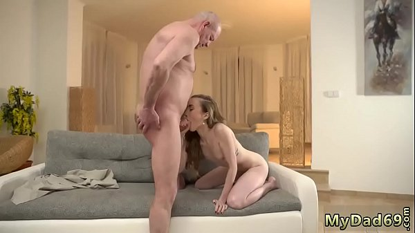 Russian anal, Old men