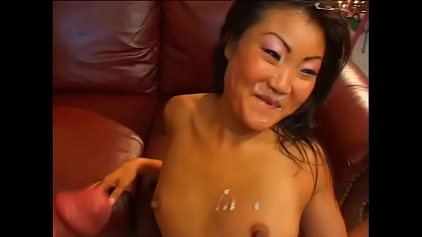 Blowjob, Asian babes