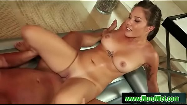 Nuru massage, Erotic