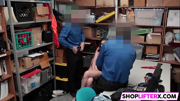 Caught, Shoplifting