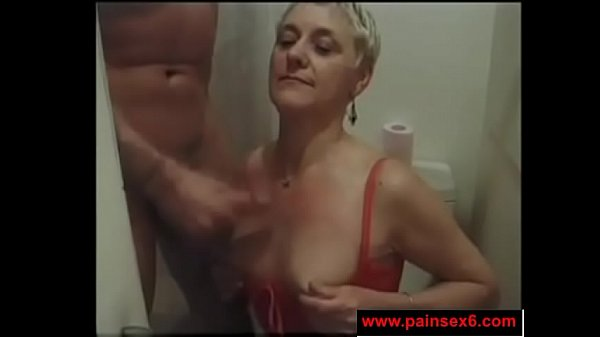 Granny anal, Anal granny, French anal, Painful, Pain, Pain anal