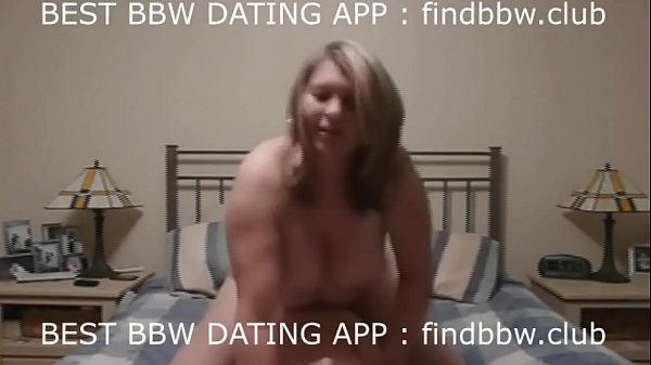 Chubby, Step brother, Bbw riding
