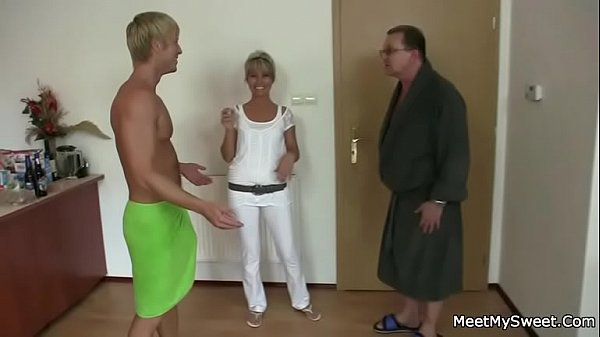 Mom and son, Horny mom