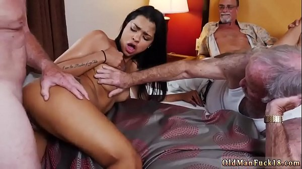 Old man, Mom massage, Massage mom, Man nipple, Piercing, Mom latin