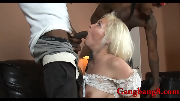 Interracial anal, Anal busty