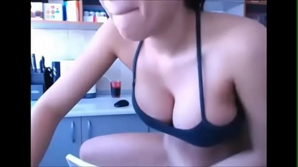 Orgasm, Kitchen, Webcam orgasm, Squirt orgasm