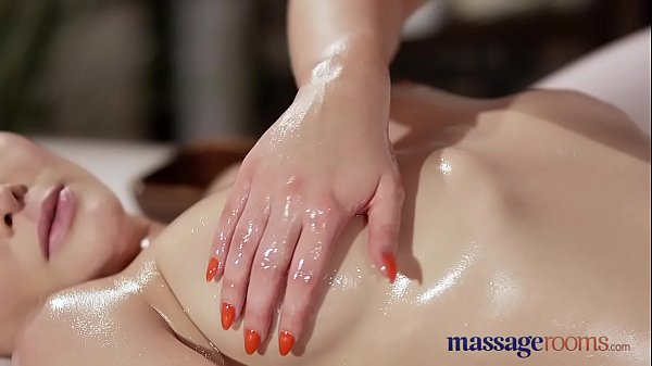 Natural tits, Massage rooms, Lesbians massage