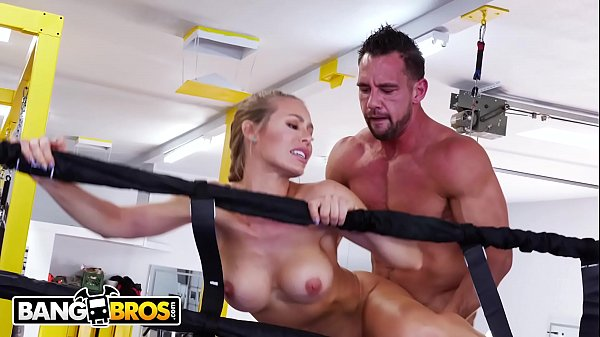 Nicole aniston, Trainer, Bangbros, Aniston, Nicole, Box