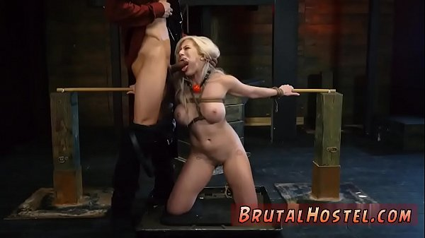 Girl, Double anal, Anal machine