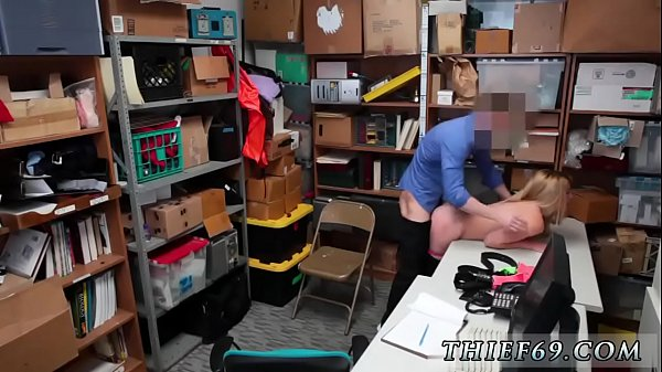 Office, Fake cop, Office anal